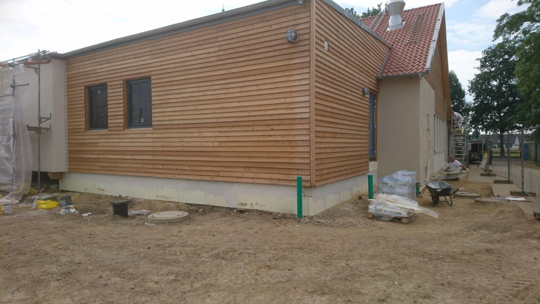 Holzrahmenbau - Dach und Fachwerk