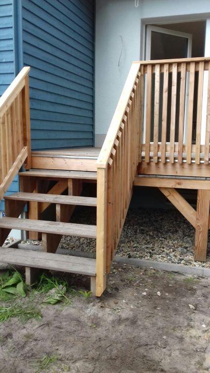 Terrasse / Balkon - Dach und Fachwerk